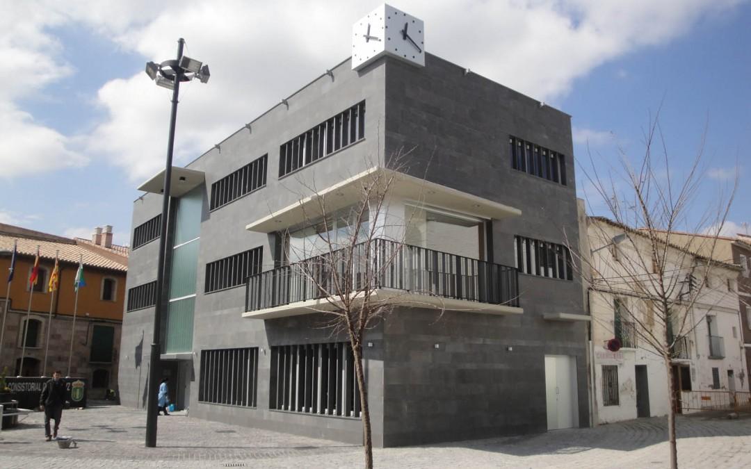 Nuevo Ayuntamiento. Pastriz