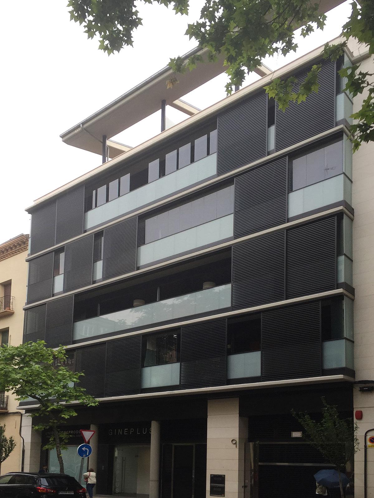 Edificio de 15 Viviendas. Zaragoza