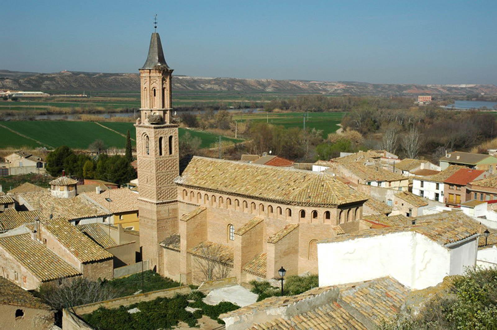 Restauración Iglesia de Velilla de Ebro