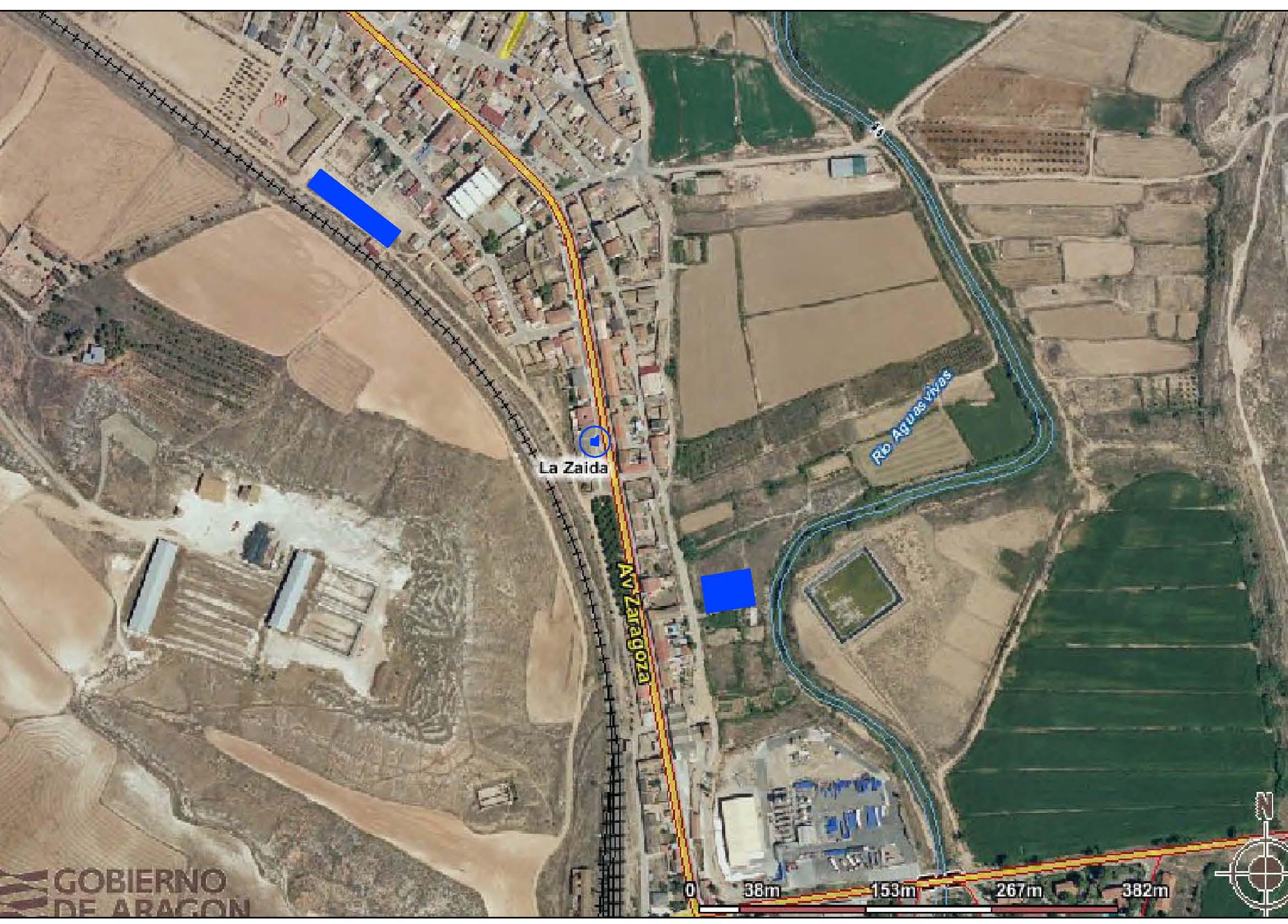 Modificación nº3 de las Normas Subsidiarias Municipales de La Zaida (Zaragoza)