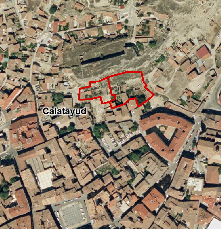 Modificación del Plan Especial de Protección del Conjunto Histórico Artístico de Calatayud. Zaragoza