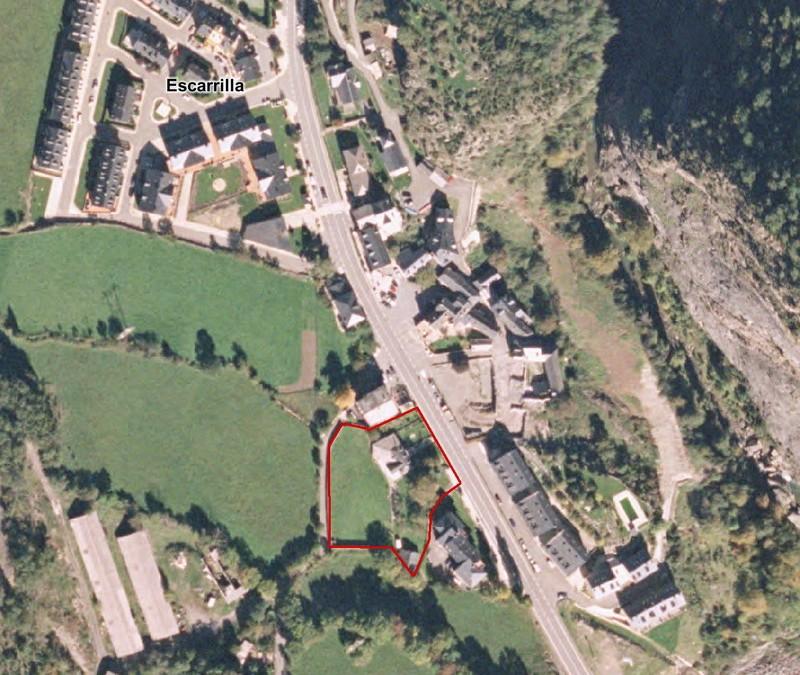 Modificación del PGOU de Sallent de Gállego. Huesca