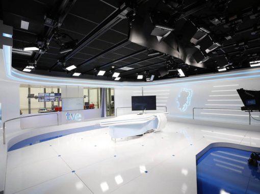 Nueva Sede de RTVE en Aragon